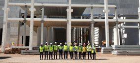 AZA Logistics inaugurará en marzo su nuevo centro logístico de Sagunto