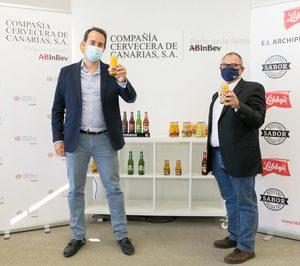 Compañía Cervecera de Canarias asume la distribución de Libby's en horeca