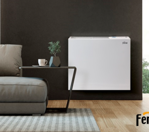 Ferroli presenta su nuevo radiador eléctrico seco Napoli