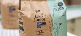 Drylock sustituye el packaging plástico de sus pañales por bolsa de papel