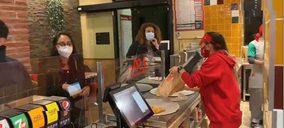 Una cadena portuguesa de pizzerías estrena su primera franquicia en España