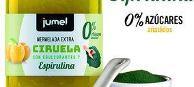 Jumel Alimentaria innova en la categoría de mermeladas con una nueva gama funcional