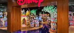 Disney Store amplía su red a través de córneres en una conocida superficie comercial