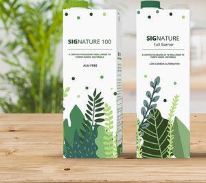 SIG impulsa su envase de cartón más sostenible
