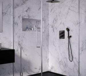 Ramón Soler presenta un nuevo conjunto de ducha negro mate