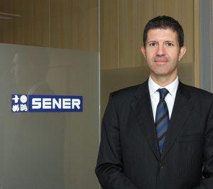 Gabriel Alarcón es nombrado director general de la ingeniería Sener