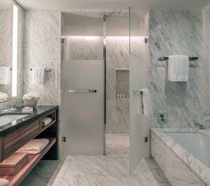 Villeroy & Boch viste los baños del hotel Four Seasons Madrid