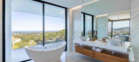 Grohe equipa los baños de una lujosa vivienda de Sotogrande
