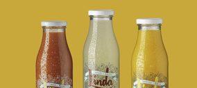 Los zumos Linda abordan la gran distribución de la mano de Ofistrade
