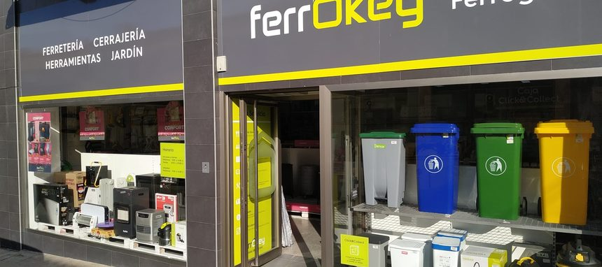 La cadena de ferreterías FerrOkey sigue modernizando sus tiendas y abre en Zamora