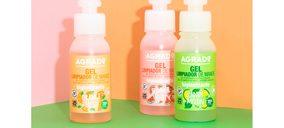 Agrado lanza una gama de geles hidroalcohólicos perfumados
