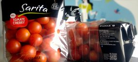Looije lanza un packaging sostenible para su tomate cherry 'Sarita'