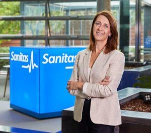 Susana Quintanilla, nueva Chief Information Officer (CIO) de Sanitas