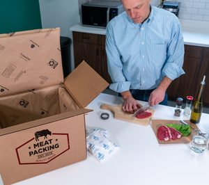 DS Smith lanza un embalaje sostenible para entregas sensibles a las temperaturas