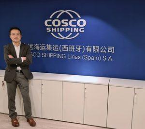 Cosco lanza la plataforma SynCon Hub para clientes en España