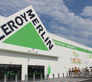 Leroy Merlin avanza a buen ritmo en su proyecto en León
