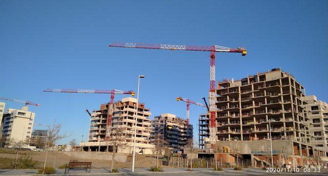 Informe 2020 sobre Constructoras de Edificación en España