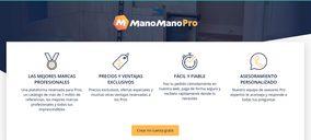 Manomano lanza su plataforma para profesionales