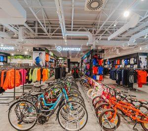 Un grupo británico de retail deportivo se expande por el mercado doméstico