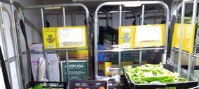 Correos distribuirá frutas y hortalizas desde Mercasevilla