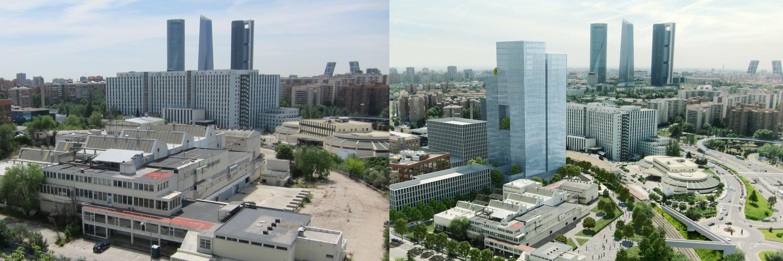 Aprobado el proyecto de Metrovacesa en la antigua fábrica de Clesa en Madrid, que incluirá uso hotelero