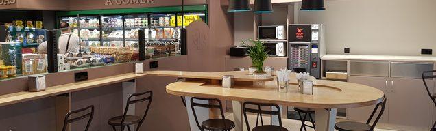 Cuota de Estómago: El Retail Alimentario confía en crecer con fórmulas de restauración
