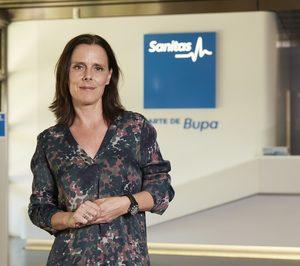 Ine Snater, nueva Chief Transformation & Strategy Officer de Sanitas