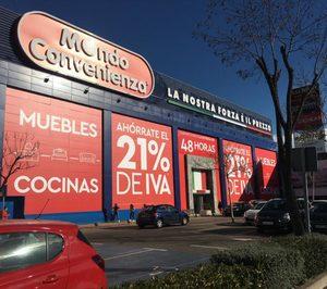 La Covid-19 aplaza el plan de expansión de Mondo Convenienza
