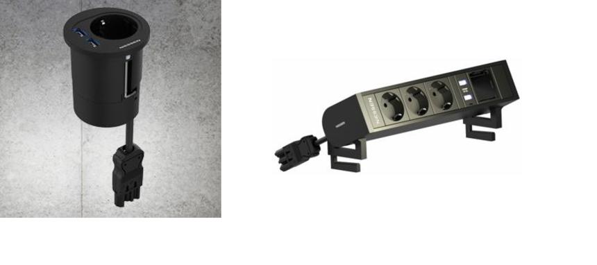 Niessen presenta dos soluciones de conectividad eléctrica y multimedia