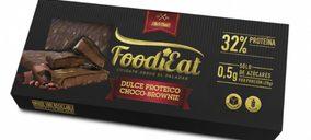 Nutrisport lanza la línea FoodiEat, que se estrena con un dulce proteico navideño