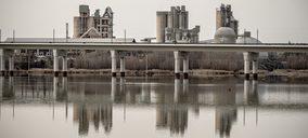 El consumo de cemento acumula una caída del 12,3% este año