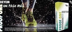 Rodacal Beyem presenta su nuevo revestimiento para reparación e impermeabilización