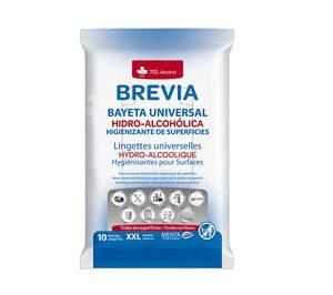 Brevia presenta sus novedades en su línea de higienizantes