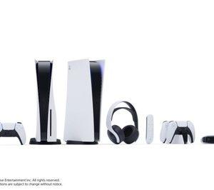 Disponible en España la videoconsola de última generación PlayStation5