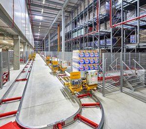 Henkel inaugura su centro logístico automatizado valorado en 22 M€