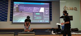 IMQ forma a sus profesionales sanitarios en reanimación cardiopulmonar a través de la realidad virtual