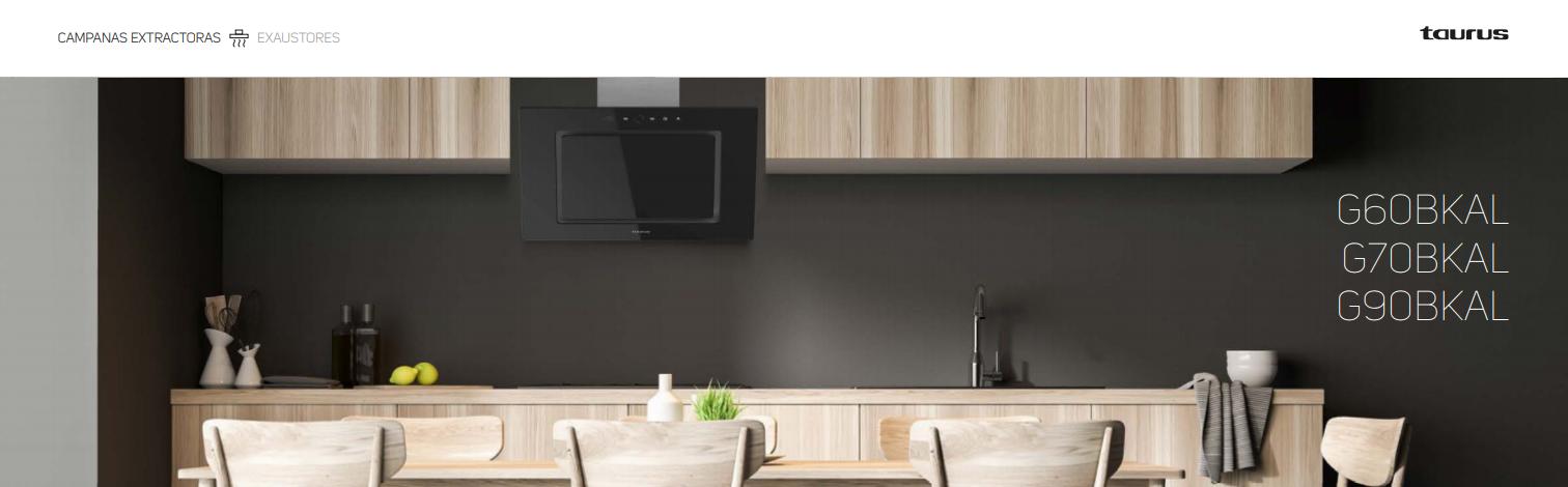 Taurus Encastre, nueva división con hornos, placas, campanas y microondas