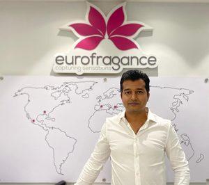 Eurofragance apuesta por el mercado indio y nombra a Mayur Kapse director general