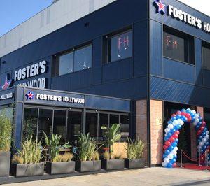 Un franquiciado local abre el segundo Fosters Hollywood de Badajoz