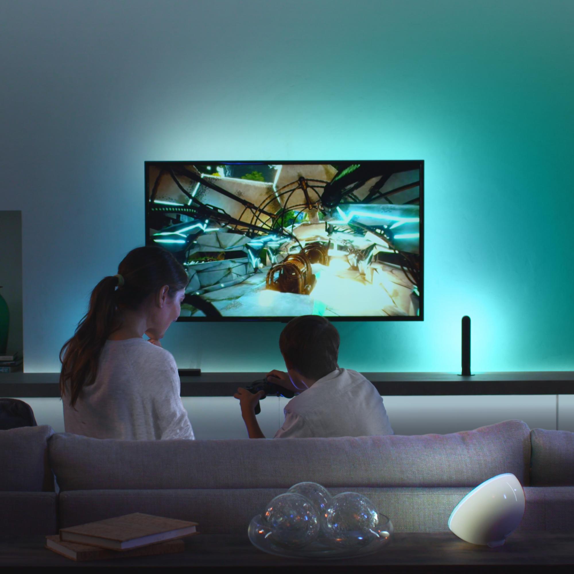 Philips Hue presenta novedades funcionales, decorativas y para ocio