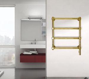 Irsap lanza el radiador toallero Minuette Eléctrico