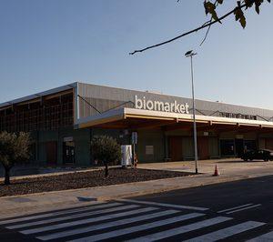 Mercabarna pone en marcha el mercado mayorista de productos ecológicos Biomarket