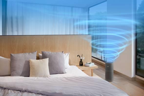 Philips subraya su presencia en purificadores