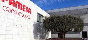 Pamesa invierte 10 M€ en un almacén de materias primas