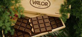 Chocolates Valor registra su segundo mayor impulso de ingresos e invierte 7,8 M