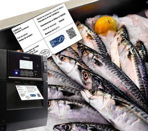 El impulso del e-commerce en el sector pesquero aumenta un 37% la demanda de etiquetado automático