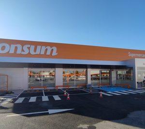 Consum abre dos centros propios mientras las franquicias superan las previsiones