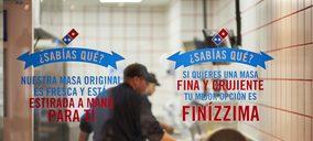 Domino's Pizza amplía su red con tres nuevas unidades