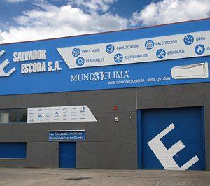 Salvador Escoda y Ecotic se alían para impulsar el reciclaje entre los instaladores