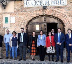 Se licitan las obras de la nueva Hospedería de Castilla-La Mancha en Viso del Marqués